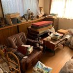 埼玉県久喜市ご両親の遺品整理、不用品回収とお片付け