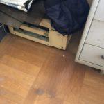 埼玉県さいたま市南区オフィスデスクとプリンターの回収(1)