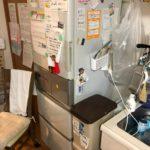 東京都中野区上高田不用になった冷蔵庫の回収(1)