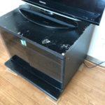 東京都八王子市上柚木 テレビボードの不用品回