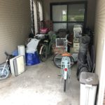 東京都杉並区上荻_自転車など不用品回収(1)